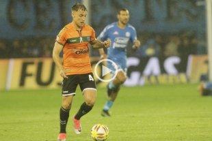 Video: Mirá el insólito gol que marcó Banfield frente a Belgrano