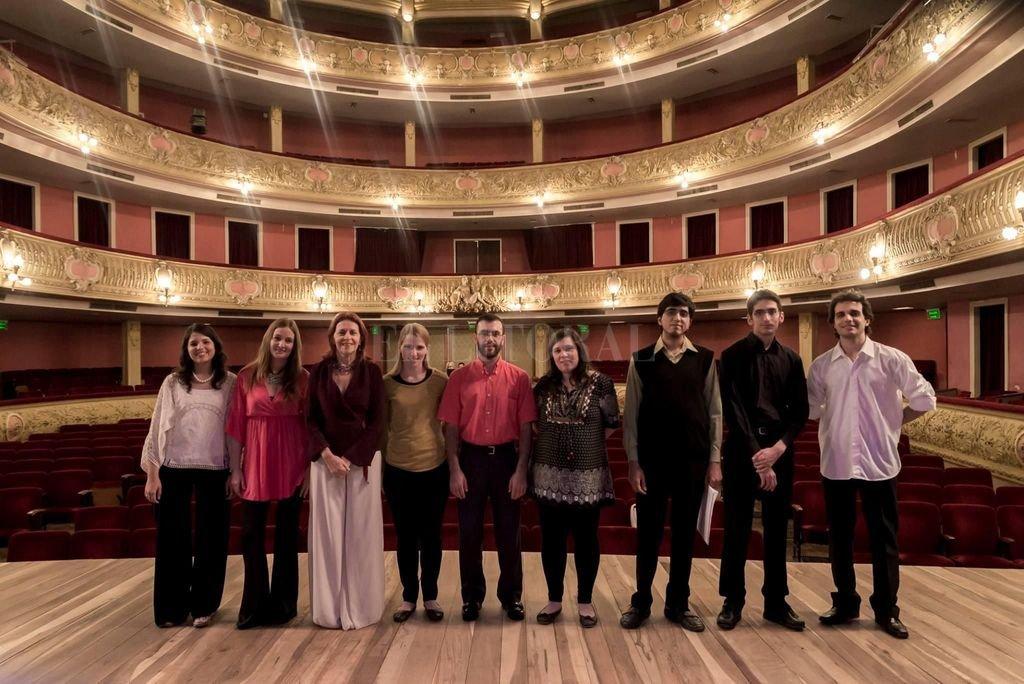 Los músicos interpretarán un repertorio latinoamericano con obras escritas o adaptadas para dos pianos. <strong>Foto:</strong> Gentileza producción