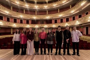 Homenaje a Nélida Kuster  - Los músicos interpretarán un repertorio latinoamericano con obras escritas o adaptadas para dos pianos. -