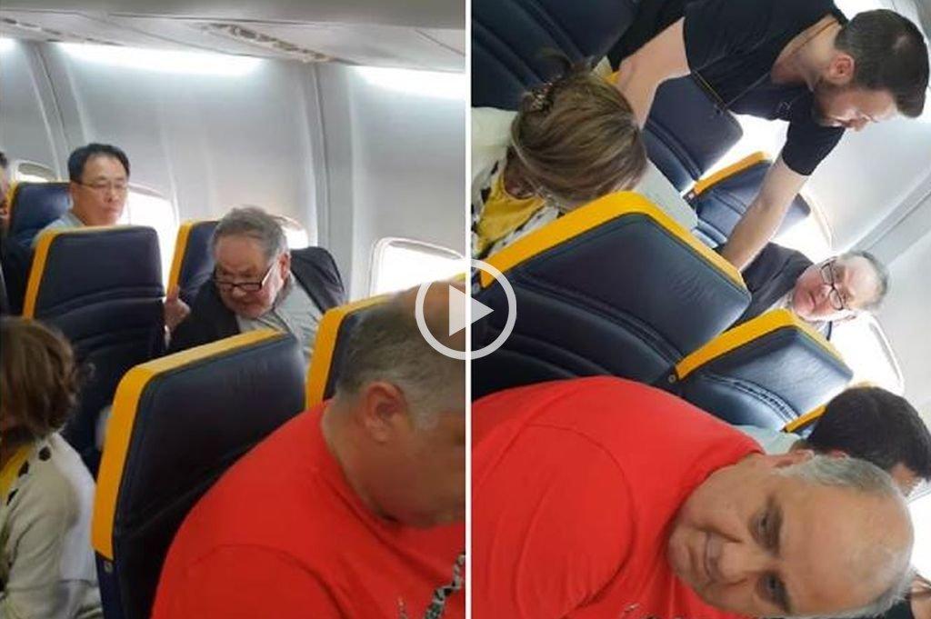 "Lamentable episodio racista en un vuelo: ""no quiero sentarme junto a tu fea cara, pu... negra bastarda"""