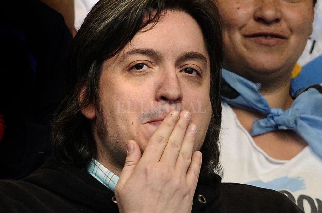 Declara Máximo Kirchner y Bonadío resuelve su situación procesal