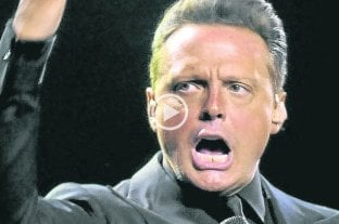 Furioso: Luis Miguel se enojó con el sonidista en pleno concierto y lo filmaron