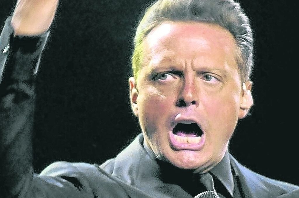 Luis Miguel. <strong>Foto:</strong> Internet