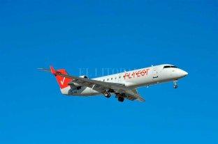 La región recupera un vuelo  bien temprano a Buenos Aires
