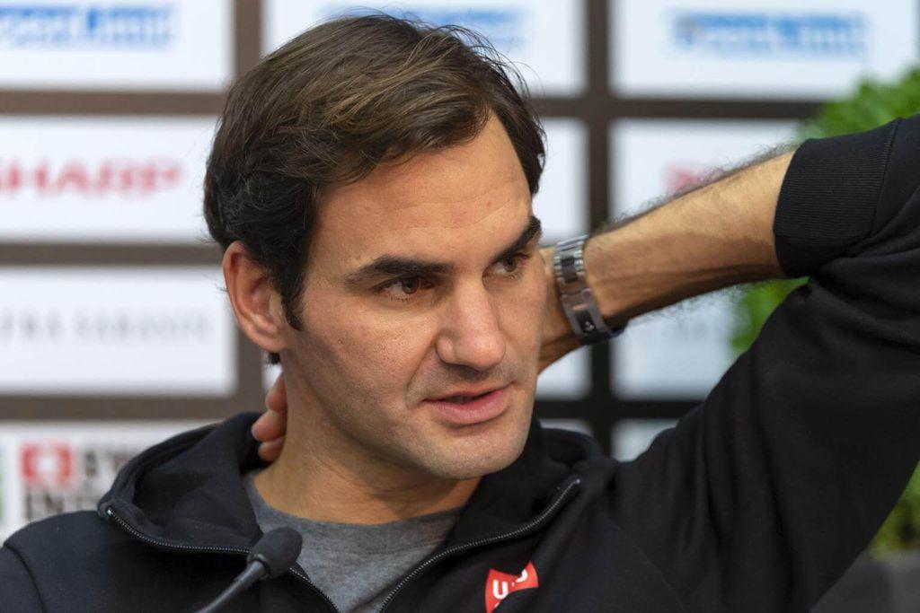 Federer debuta de local en Basilea