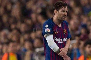 Messi inició su recuperación
