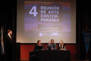 Diversas actividades en la Reunión de Arte Contemporáneo
