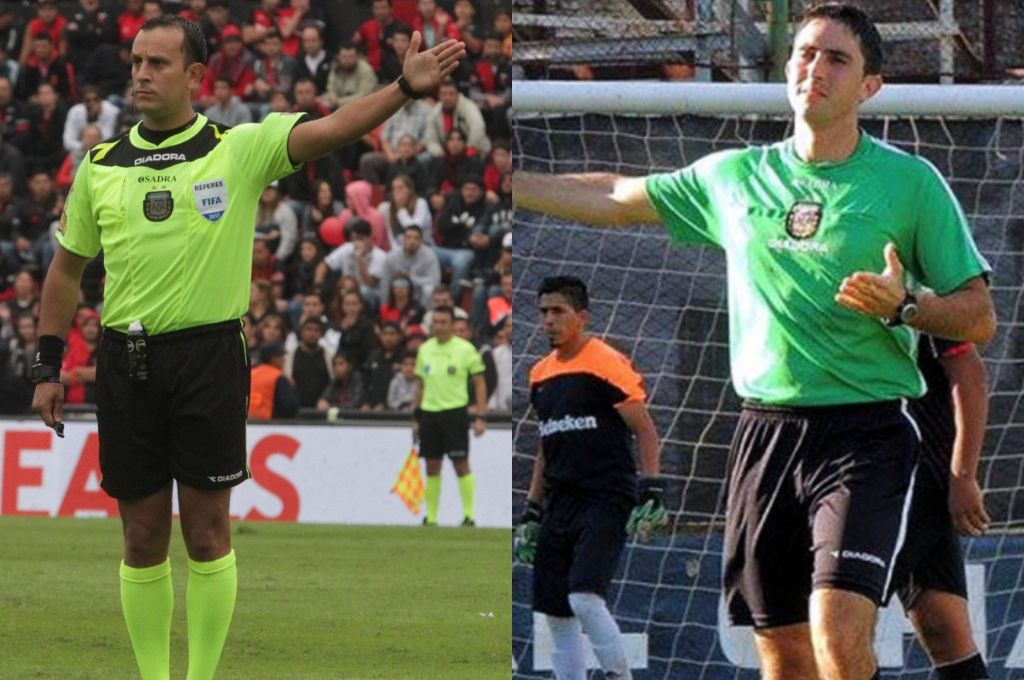 Herrera dirigirá Huracán - Colón y Arasa Unión - Godoy Cruz
