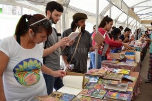 Se escribe otro capítulo de la Feria del Libro de Santo Tomé