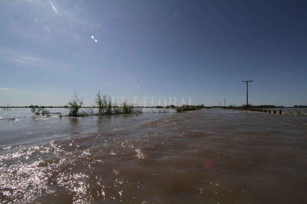 Detuvieron a dos hombres por un homicidio a orillas del Arroyo Cululú