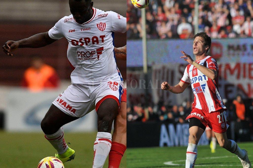 Soldano y Yeimar en la cima de las estadísticas de la Superliga
