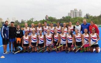 Santa Fe participa del Campeonato Argentino Sub 14