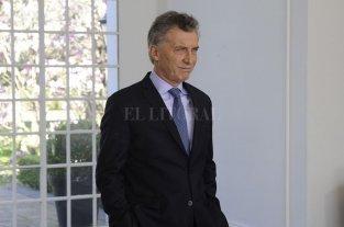 Macri sigue el debate del Presupuesto desde Olivos