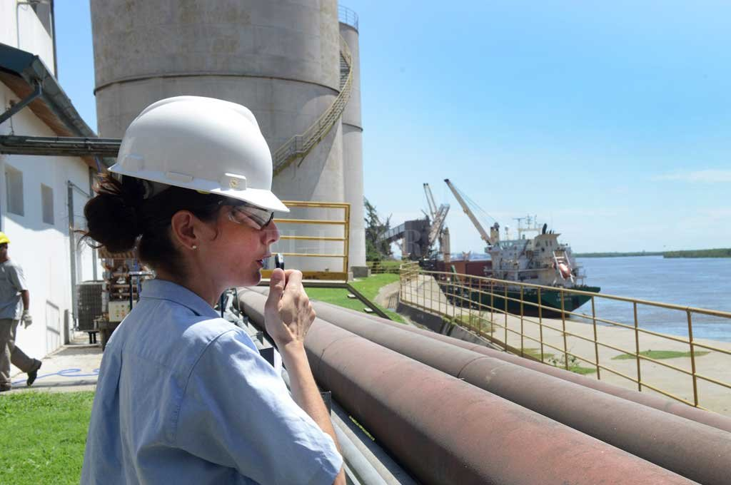 La producción de combustibles derivados de granos oleosos es estratégica para Santa Fe. La Provincia pide subir el porcentaje de biocombustibles en el biodiésel. Crédito: Archivo El Litoral