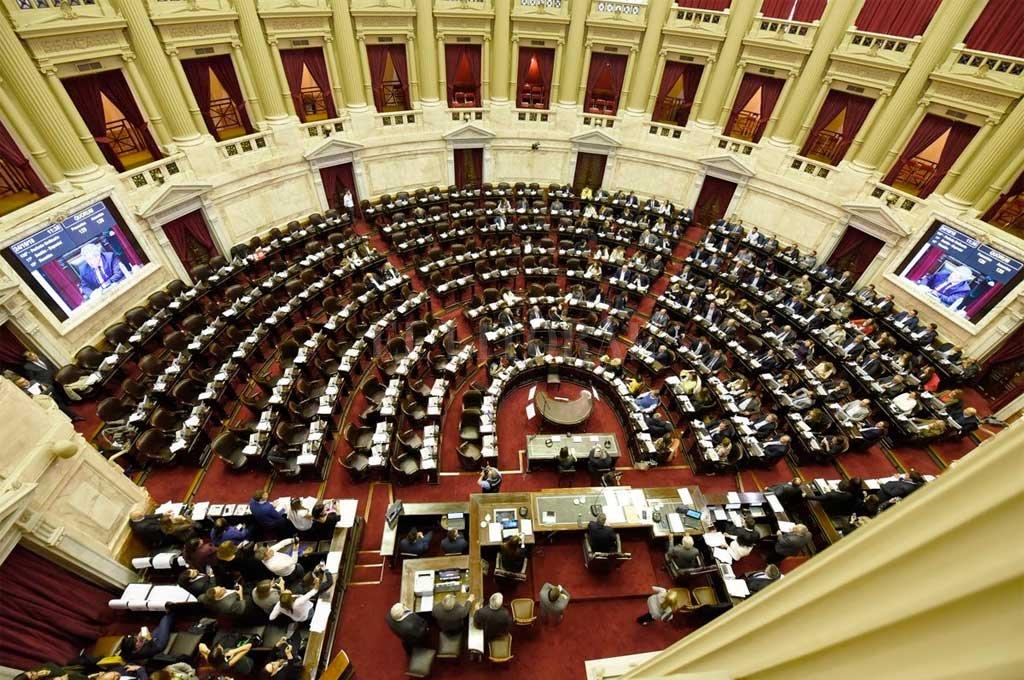 Crédito: Prensa Cámara de Diputados de la Nación