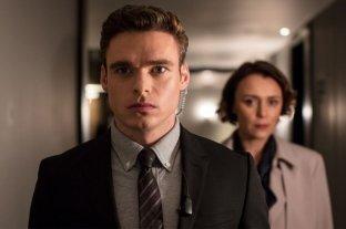 """Llegó a Netflix """"Bodyguard"""", la serie más vista en el Reino Unido"""