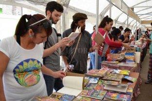 Nueva edición de la Feria del Libro en Santo Tomé