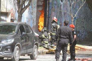 Incendio en el depósito: requirieron informes