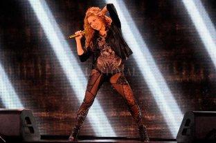 Shakira hizo vibrar el Estadio de Vélez