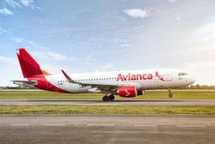 Avianca Argentina recibe un Airbus A320 y prepara inicio de operaciones a Brasil