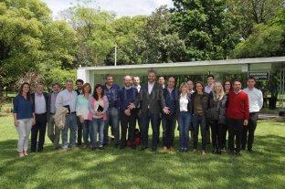 José Corral recibió al presidente del programa 100 Ciudades Resilientes