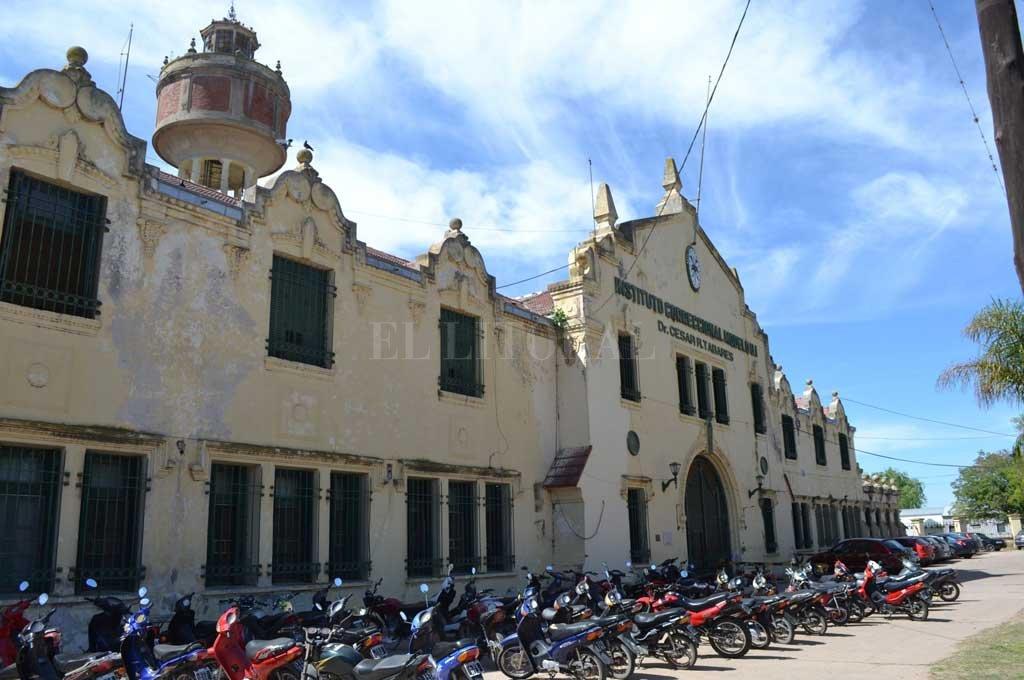 Bassi está preso en la cárcel de Coronda, donde cumple una pena de 3 años y 8 meses <strong>Foto:</strong> Archivo El Litoral