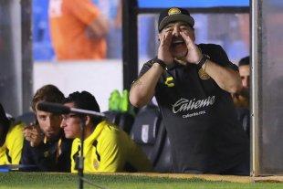 El equipo de Maradona logró su cuarto triunfo seguido en el ascenso mexicano