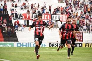 Patronato superó a Rosario Central en el final y se ilusiona con mantener la categoría