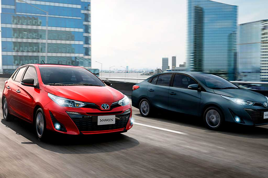 El nuevo Yaris se suma al plan de ahorro de Toyota