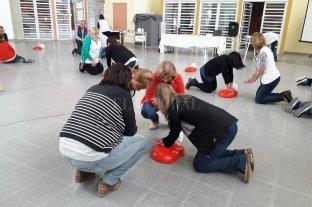 Más de 500 docentes y directivos de la Región IV se capacitan para saber cómo actuar en situaciones de emergencia
