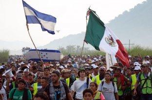 Trump envía miles de soldados a la frontera con México por las caravanas de migrantes