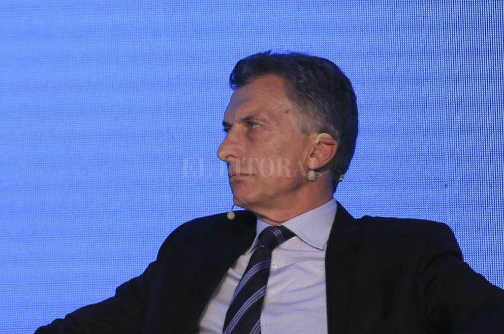 Mauricio Macri, presidente de la Nación. <strong>Foto:</strong> Archivo
