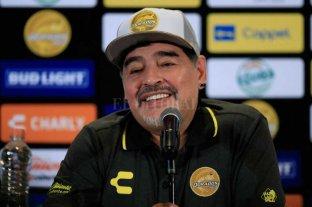 Maradona cumple 58 años