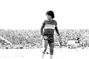 #FelizCumpleDiego: 8 fotos de Maradona en Santa Fe