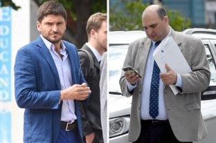 Por las escuchas al ministro Pullaro imputaron al fiscal Apullán