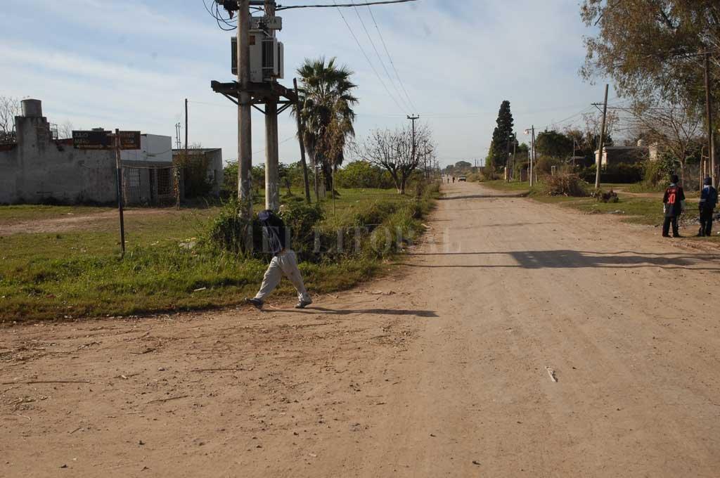 El episodio ocurrió en barrio Cabaña Leiva, en el extremo norte de Santa Fe <strong>Foto:</strong> Archivo El Litoral
