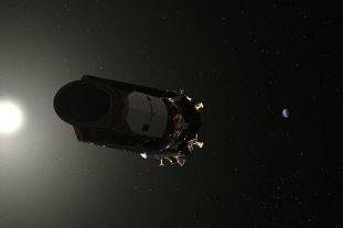 """El telescopio """"Kepler"""" se """"retira"""" tras quedarse sin combustible"""