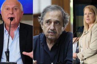 Lifschitz y Stolbizer encabezan un homenaje a Raúl Alfonsín