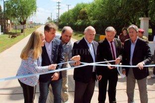 Lifschitz inauguró la nueva circunvalación de Gálvez