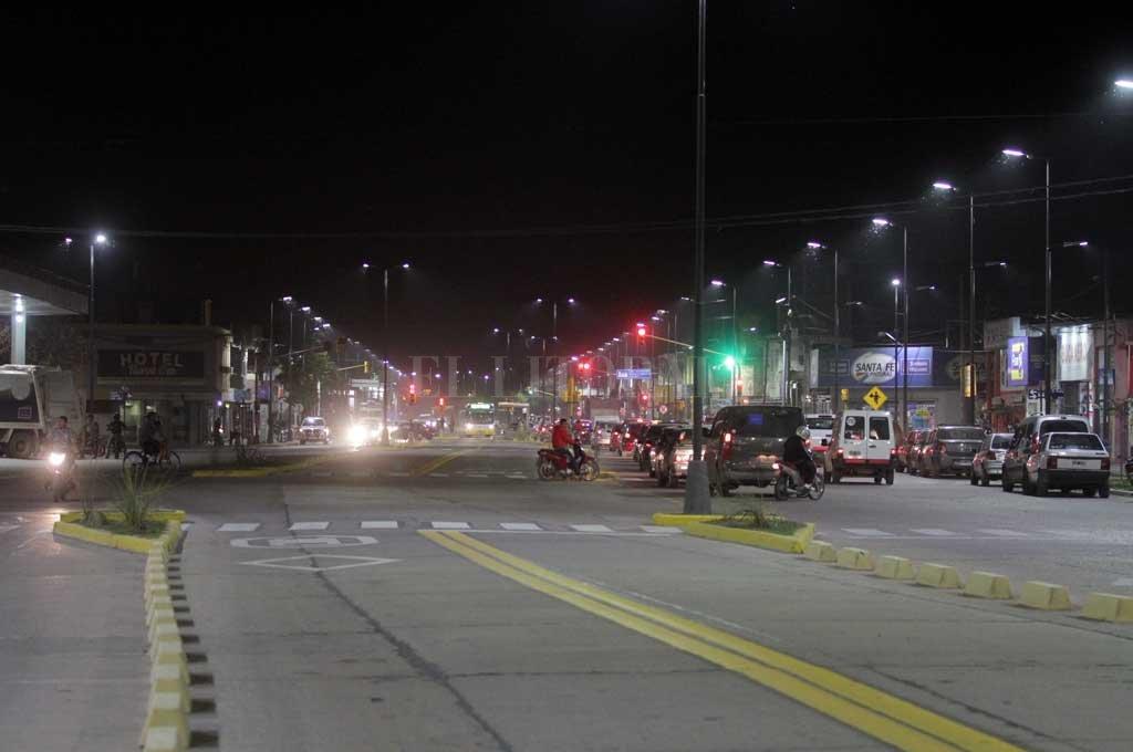 El robo se produjo sobre la transitada Av. Blas Parera <strong>Foto:</strong> Archivo El Litoral