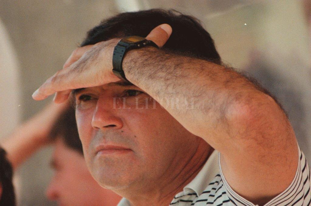 Deportes: Murió Nelson Chabay, histórico DT de San Martín