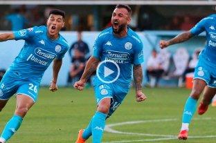 El Belgrano de Osella le ganó a Gimnasia