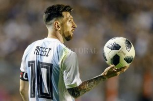 Messi se unirá al Cirque du Soleil