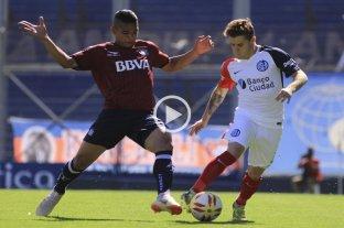 San Lorenzo perdió ante Talleres y espera por Almirón