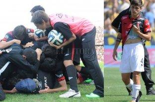 Moschión y su sueño: De gritar el agónico gol de Alario a debutar en Primera