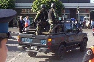 Balearon a dos policías federales cerca de Rosario