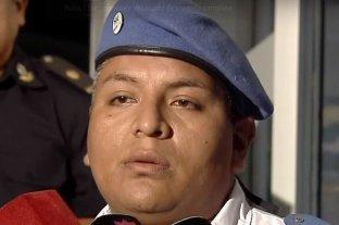 El policía Luis Chocobar declara en el juicio en su contra por matar a un ladrón
