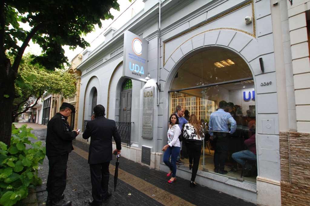 El instituto funciona en el local de 9 de Julio 3369 de nuestra ciudad.  Pablo Aguirre