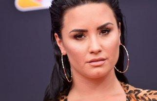 Demi Lovato salió de rehabilitación