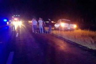 Ruta 11 trágica: dos fallecidos tras siniestros viales